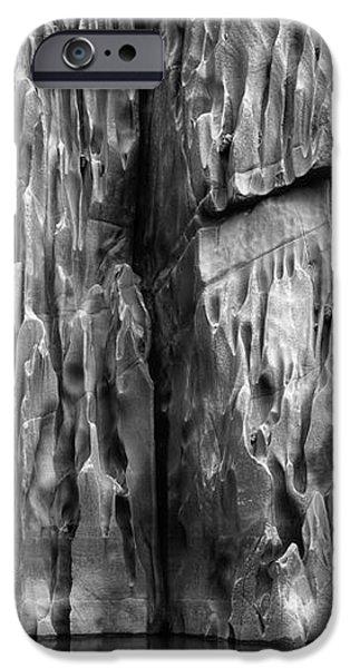 Vishnu Schist iPhone Case by Inge Johnsson