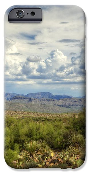 Visions of Arizona  iPhone Case by Saija  Lehtonen