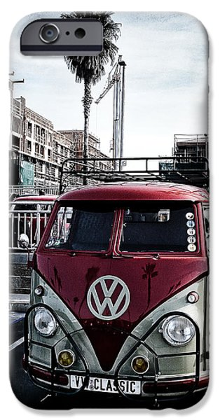 Recently Sold -  - Asphalt iPhone Cases - VW Classic iPhone Case by Ron Regalado