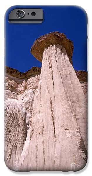 Wahweap iPhone Cases - Wahweap Hoodoos iPhone Case by Mark Newman