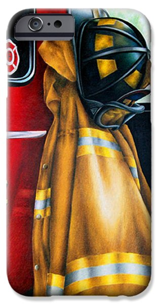 Waiting for the Call iPhone Case by Jodi Monroe