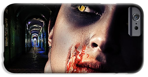 Recently Sold -  - Young iPhone Cases - Waiting for you iPhone Case by Nathan Wright