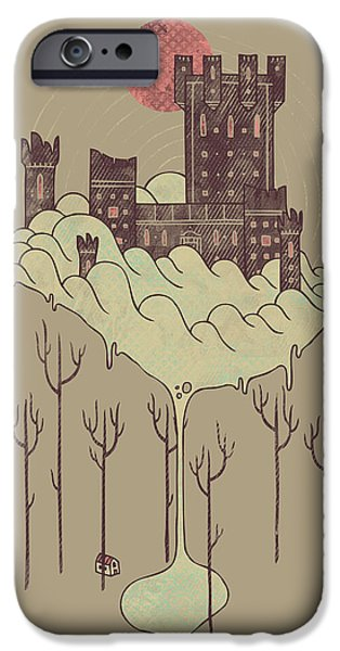 Walden Pond iPhone Cases - Walden iPhone Case by Hector Mansilla