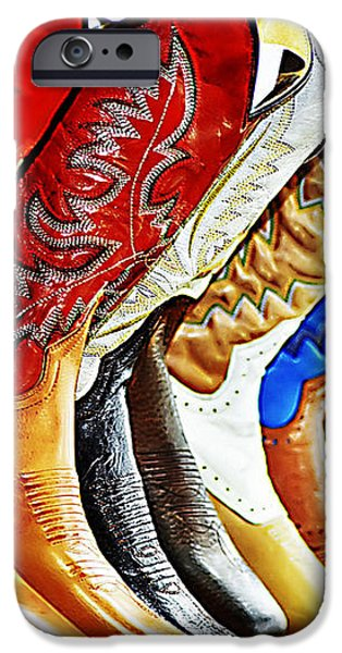 Walk in Style iPhone Case by Camille Lopez