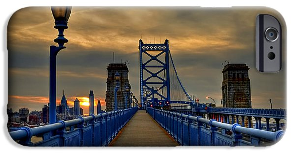 States Photographs iPhone Cases - Walk with Me iPhone Case by Evelina Kremsdorf
