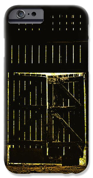 Walking Dead iPhone Case by Andrew Paranavitana