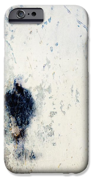 Walking in the Rain iPhone Case by Carol Leigh