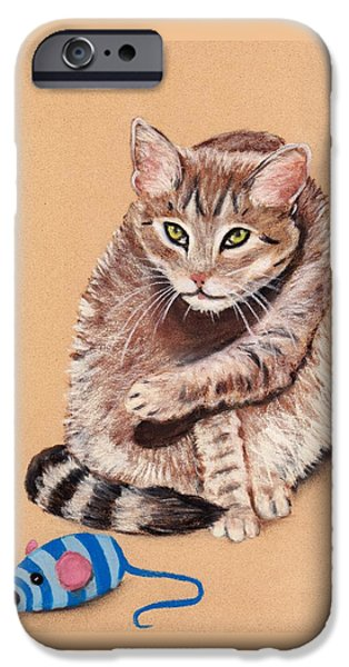 Design iPhone Cases - Want to Play iPhone Case by Anastasiya Malakhova
