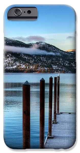 Wapato Point iPhone Case by Spencer McDonald