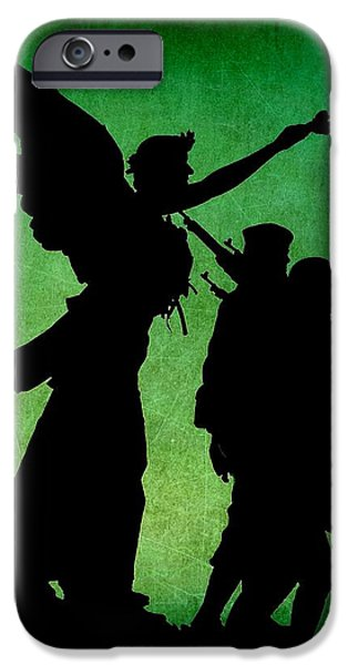 War Memorial iPhone Case by Patricia Strand