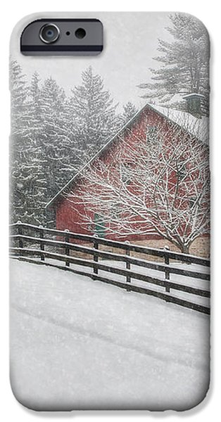 Warmest Holiday Wishes iPhone Case by Lori Deiter