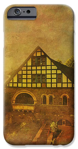 Wartburg Castle iPhone Case by Catf