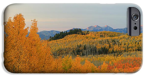 Best Sellers -  - Epic iPhone Cases - Wasatch Gold iPhone Case by Johnny Adolphson