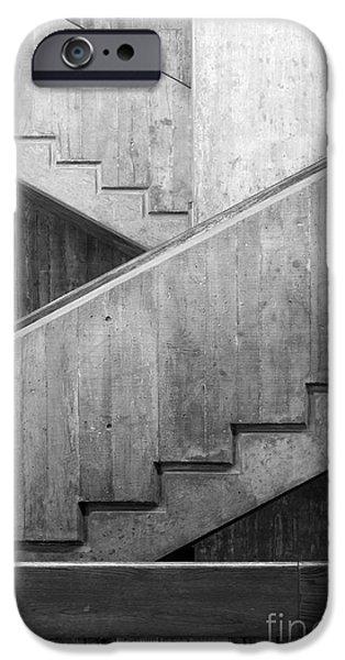 Washington University Eliot Hall Stairway iPhone Case by University Icons