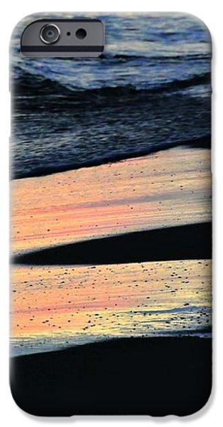 Water Colors .. iPhone Case by Michael Thomas