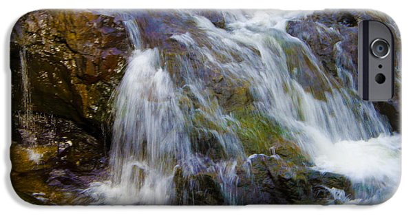 Maine iPhone Cases - Water Song iPhone Case by Kevin Eckert Smith