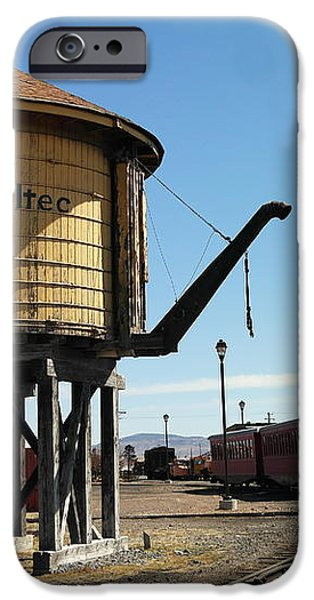 WATER tOWER iPhone Case by Jeff  Swan