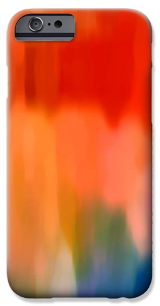 Watercolor 1 iPhone Case by Amy Vangsgard