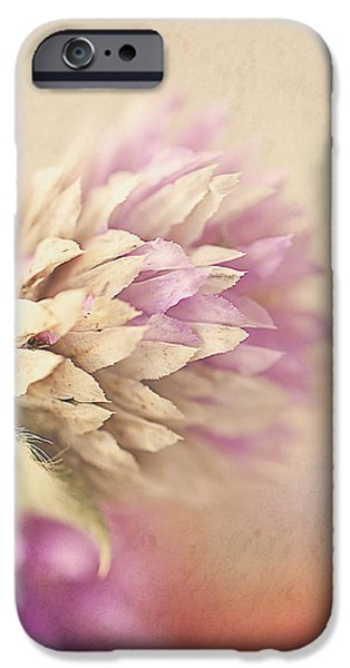Faith Simbeck iPhone Cases - Watercolor Whisper iPhone Case by Faith Simbeck