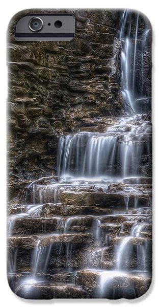 Waterfall 2 iPhone Case by Scott Norris