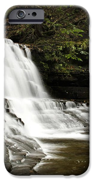 Waterfall Cascade iPhone Case by Christina Rollo