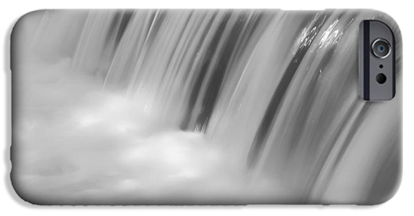 Sparking iPhone Cases - Waterfall Cascade iPhone Case by Mountain Dreams