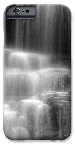 Waterfall iPhone Case by Tony Cordoza