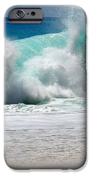 wave iPhone Case by Karon Melillo DeVega