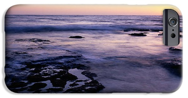 Generic iPhone Cases - Waves In The Sea, Childrens Pool Beach iPhone Case by Panoramic Images