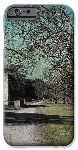 Way Back When iPhone Case by Laurie Search