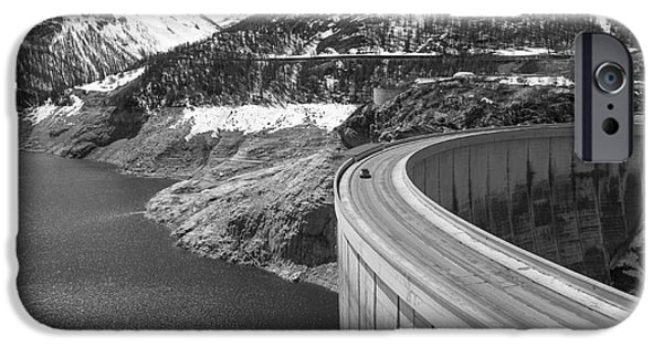 Natural Bridge Station iPhone Cases - Way Up High. iPhone Case by Clare Bambers