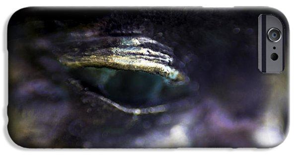 Politician iPhone Cases - Weary iPhone Case by Jean OKeeffe Macro Abundance Art