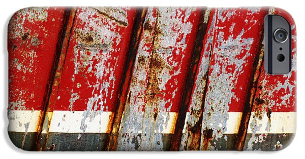 Asymmetrical iPhone Cases - Weathered Haul iPhone Case by Alan Todd