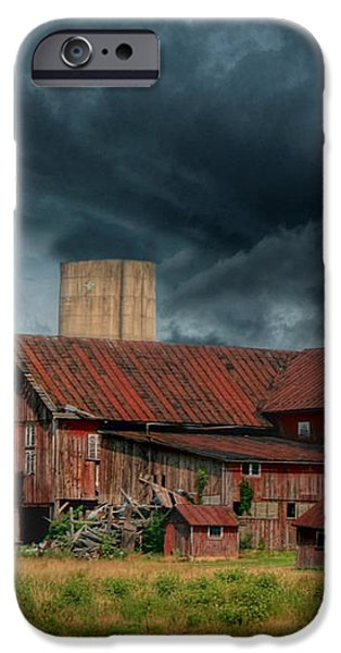 Weathering the Storm iPhone Case by Lori Deiter