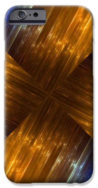 Weave iPhone Case by Cheryl Young