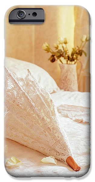 Bride iPhone Cases - Wedding Day iPhone Case by Amanda And Christopher Elwell