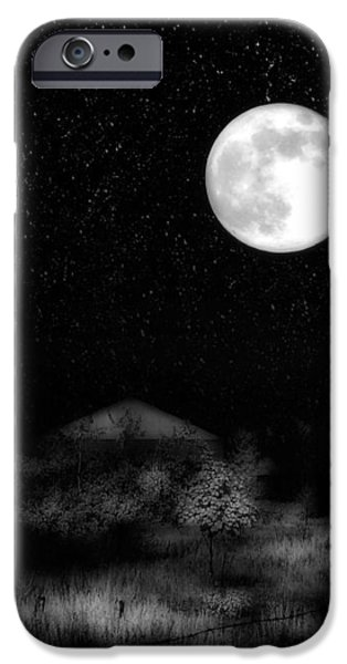 Weird Night iPhone Case by Gothicolors Donna Snyder