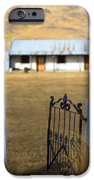 Welcome iPhone Case by Craig Lambert