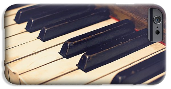 Piano iPhone Cases - Well Played iPhone Case by Heather Applegate