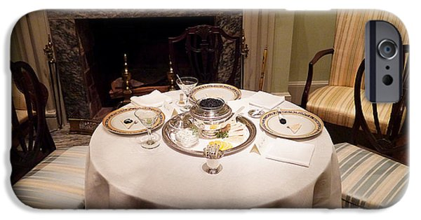 Tea Party iPhone Cases - Well Versed in Etiquette iPhone Case by Richard Reeve