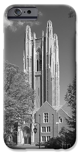 Special Occasion iPhone Cases - Wellesley College Green Hall iPhone Case by University Icons