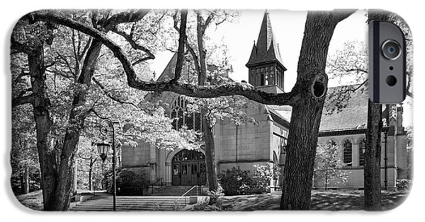 Special Occasion iPhone Cases - Wellesley College Houghton Chapel iPhone Case by University Icons