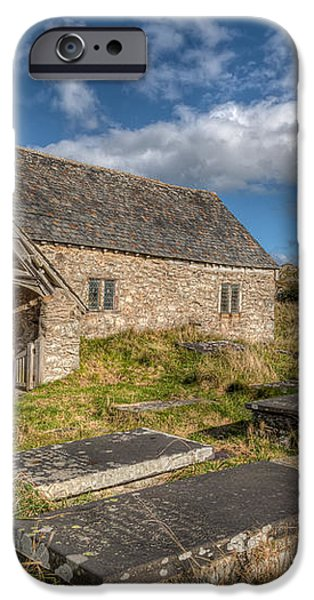 Welsh Church iPhone Case by Adrian Evans