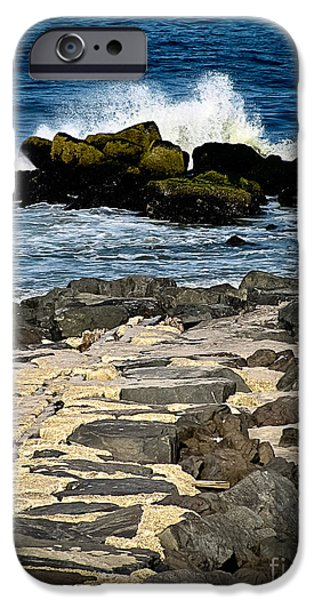 Escape iPhone Cases - West End Jetties iPhone Case by Colleen Kammerer
