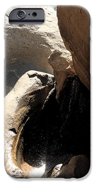 West Fork iPhone Cases - West Fork Falls iPhone Case by Viktor Savchenko