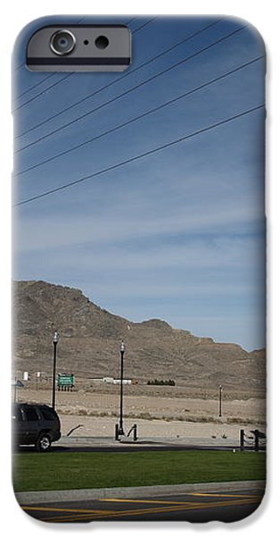 West Wendover Nevada iPhone Case by Frank Romeo