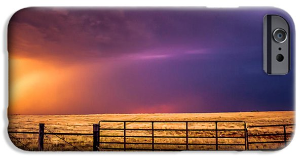 Epic Amazing iPhone Cases - Western Front iPhone Case by Sean Ramsey