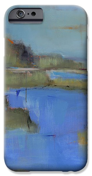 Westport River iPhone Case by Jacquie Gouveia