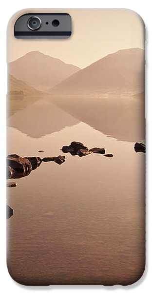 Wetlands Mornings iPhone Case by Evelina Kremsdorf