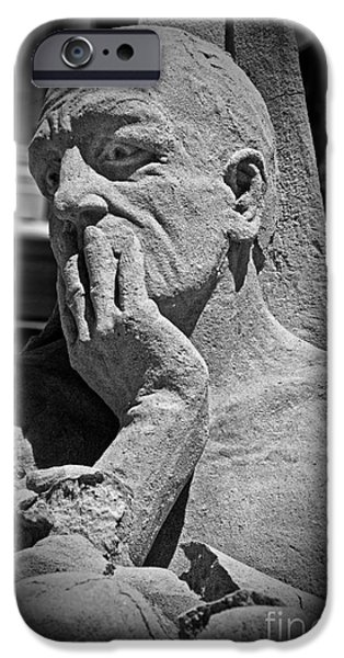 Sand Castles iPhone Cases - What Have I Done iPhone Case by Tom Gari Gallery-Three-Photography